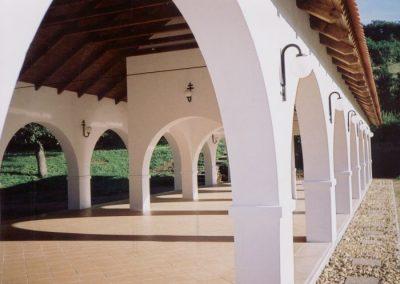 Kerti liturgikus tér